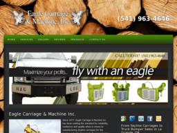 Eagle Carriage & Machine Inc