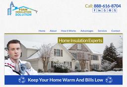 Foam Insulation Solution