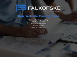 Falkofske Engineering