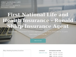 First National Life and Health Insurance