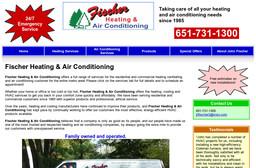 Fischer Heating & Air Conditioning, Inc.