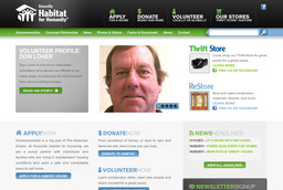 Habitat For Humanity Thrift Store