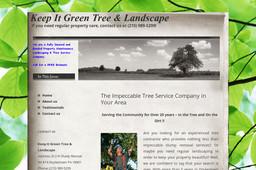 Keep It Green Tree & Landscape