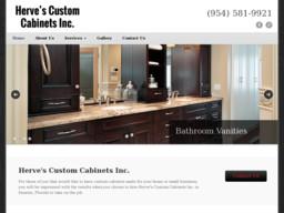 Herve's Custom Cabinets