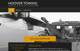 Hoover Towing