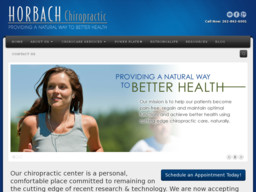 Horbach Chiropractic LLC