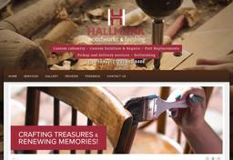 Hallmark Woodworks & Finishing
