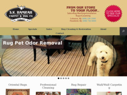 GEORGE BROTHERS Oriental Rug Cleaning Services