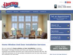 Heritage Windows and Doors