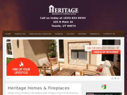 Heritage Homes & Fireplaces