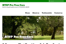 HTSP Pro Tree Care