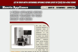 Huerta Appliance