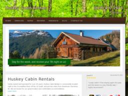 Huskey Cabin Rentals