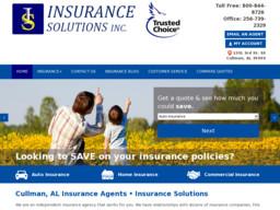 Insurance Solutions Inc