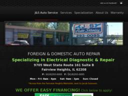 J & S Auto Service
