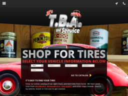 T.B.A. and Service LLC