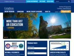Creighton University - General Information