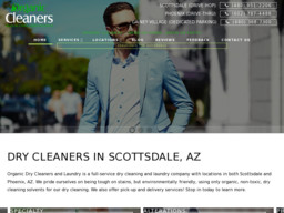 Organic Dry Cleaners and Laundry