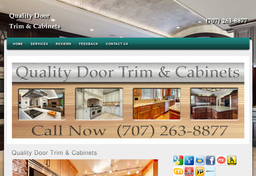 Quality Door Trim & Cabinets