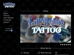 Littlejohn's Tattoo