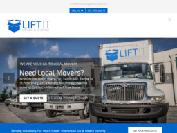 Lift It Moving & Storage Fort Lauderdale