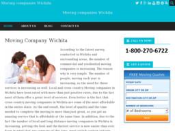 Moving Company Wichita