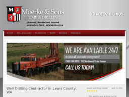 Moerke & Sons Pump & Drilling
