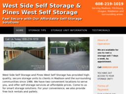 West Side Self Storage