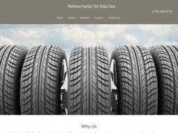 Martinez Family Tire Shop Corp In Elmhurst Ny 718 205 6759