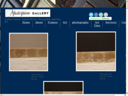 Masterpiece Framing & Fine Art Gallery