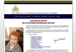 Julie G. Merrill C.P.A, P.A