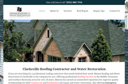 Mimms Roofing And Water Restoration In Clarksville Tn