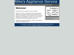 Mike's Appliance Repair & Service