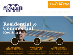 Milwaukee Roofing Inc