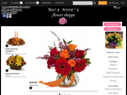Nora Anne's Flower Shoppe