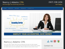 Nancy J Adams CPA