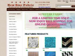 New Star Fabric