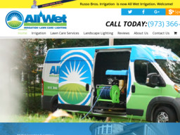 All Wet Lawn Sprinkler LLC