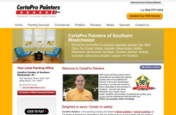 CertaPro Painters of Southern Westchester, NY
