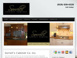 Sorrell's Cabinet Co. Inc.