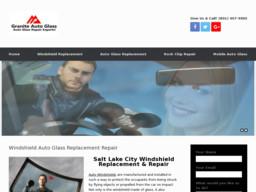 Salt Lake City Windshield Replacement & Repair