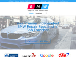 San Francisco BMW Repair