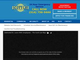 Scott-Lee Heating Company