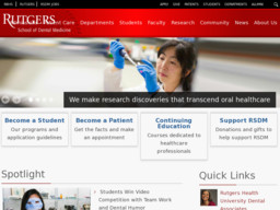 Rutgers School of Dental Medicine