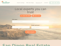 San Diego Real Estate Experts