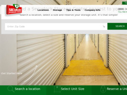 Securlock Storage at Bedford