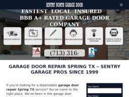 Sentry North Garage Doors
