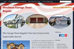 Stockton Garage Door Repair
