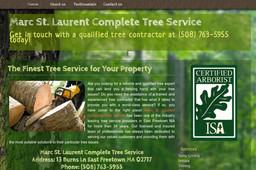 Marc St. Laurent Complete Tree Service