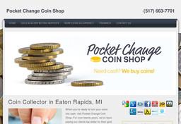 Pocket Change Coin Shop